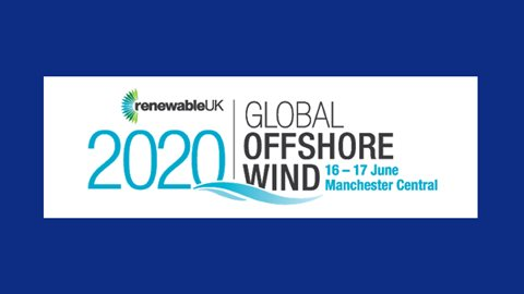 Global Offshore Wind Manchester, UK