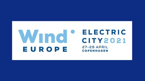 WindEurope Electric City – Copenhagen, DK